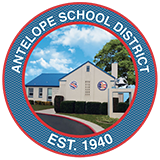 Antelope Elementary School District Logo
